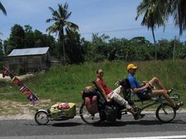 Unsere Radtouren